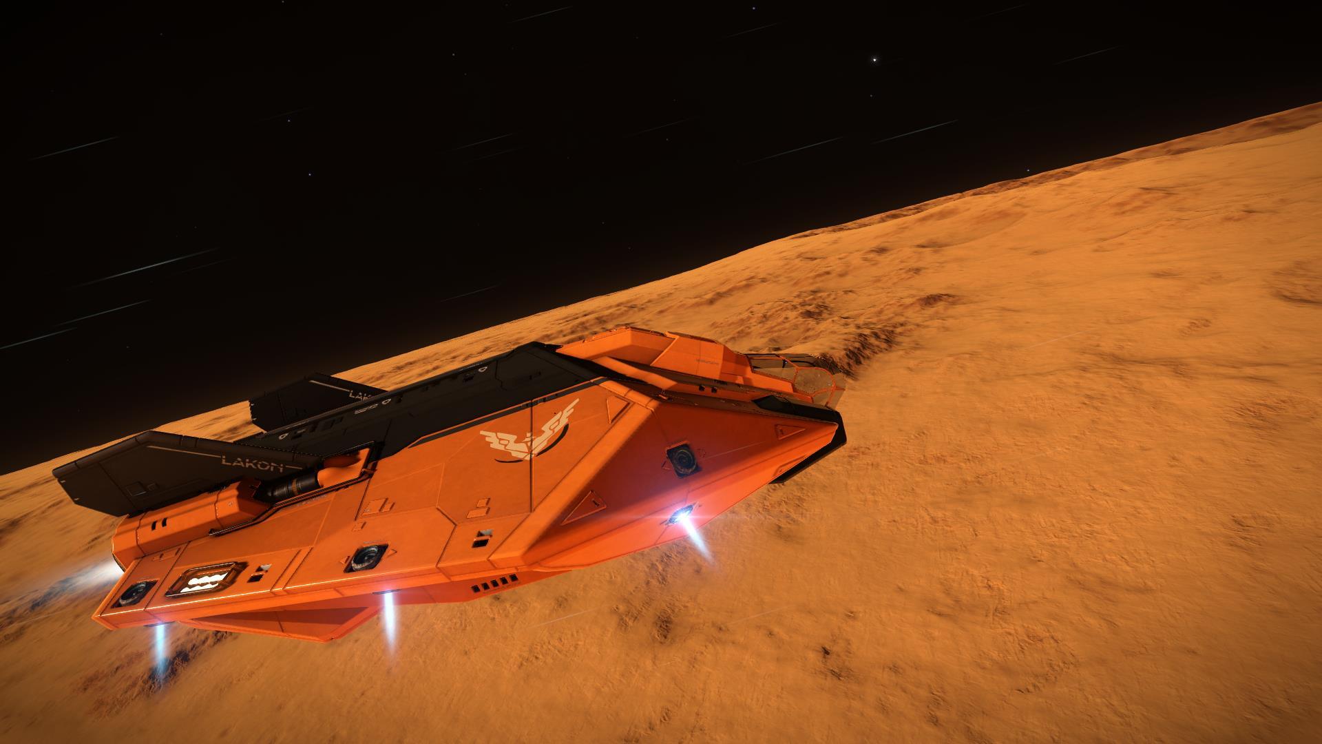 Landing on HD 143056 1